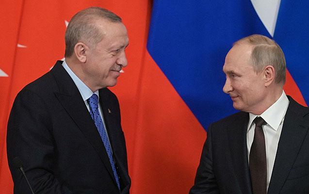 Ərdoğanla Putin Qarabağı müzakirə etdilər