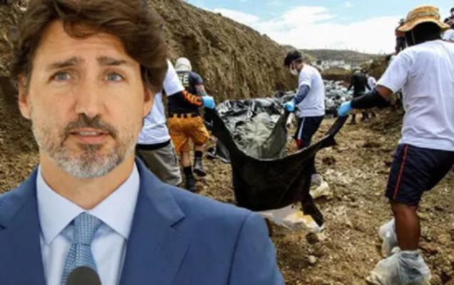Kanadada 751 uşağın qalıqları olan məzarlıq tapıldı