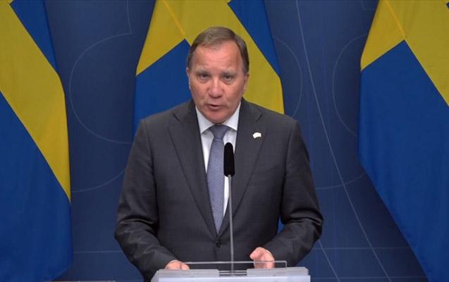 İsveçin baş naziri istefa verdi