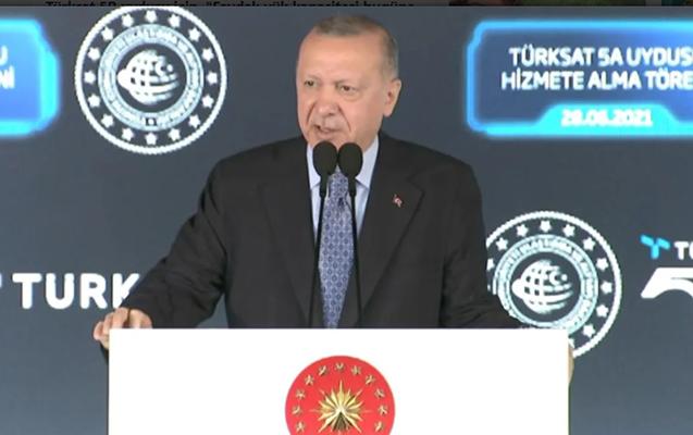 """""""Türksat 5A"""" peyki fəaliyyətə başladı"""