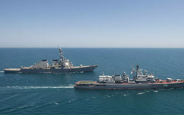 ABŞ və NATO Qara dənizdə təlimlərə başladı