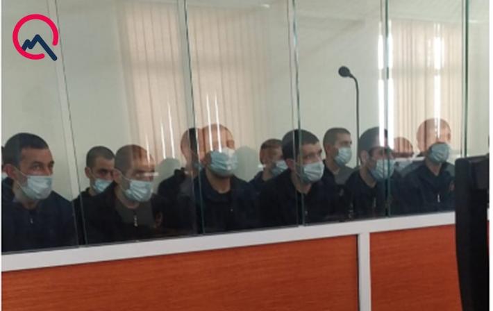 Azərbaycan dövlət sərhəddini pozan 13 erməniyə hökm oxundu