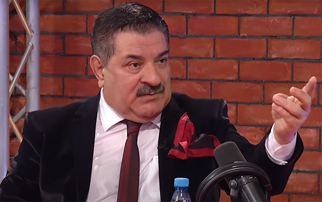 Ağadadaş Ağayev xərçəngə qalib gəldi