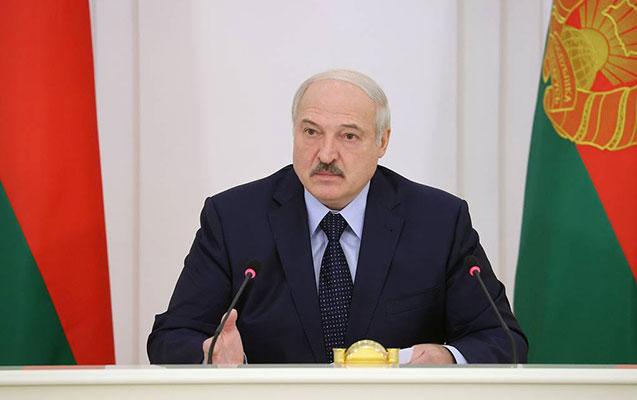 Lukaşenko Ukrayna ilə sərhədi tamamilə bağlamağı tapşırdı