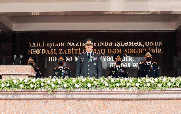 Azərbaycan Polisi Gününə həsr olunmuş tədbir keçirildi