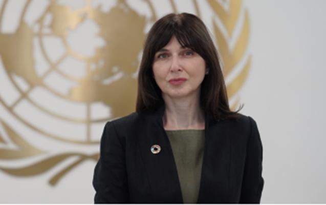 BMT-nin Azərbaycanda yeni rezident əlaqələndiricisi təyin olundu