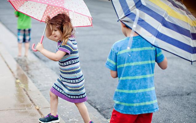 Sabah yağış və dolu yağacaq, çaylarda sel olacaq