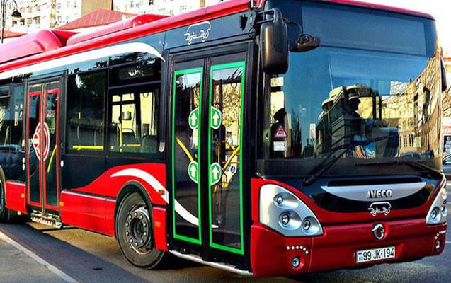 Bu marşrut xətti üzrə avtobusların hərəkət sxemi dəyişdi