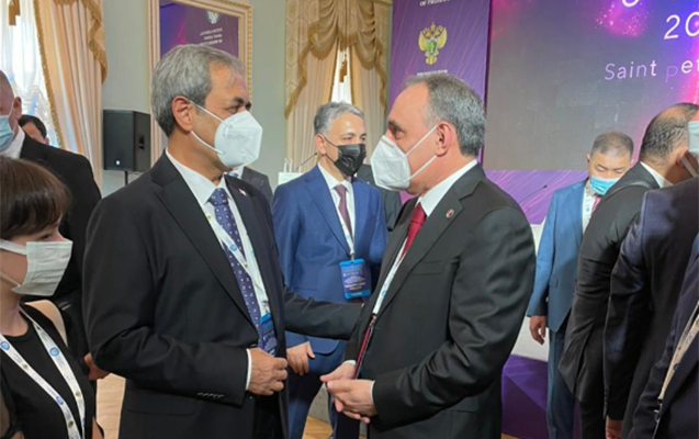 Kamran Əliyev Rusiyaya getdi