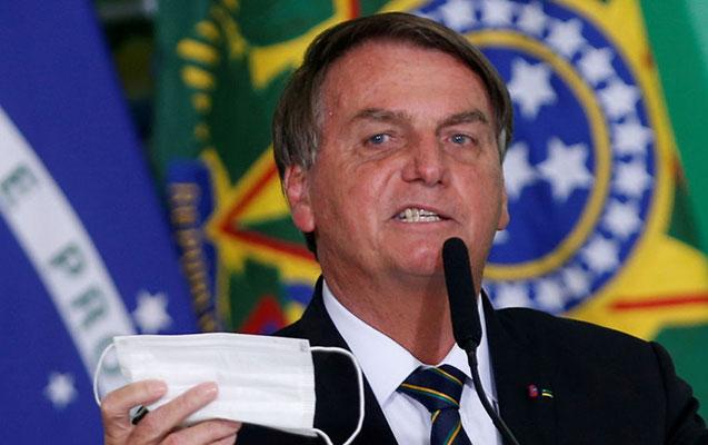 Braziliya prezidenti xəstəxanaya yerləşdirildi