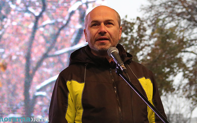 Oğlu müharibədə ölən erməni jurnalist saxlanıldı