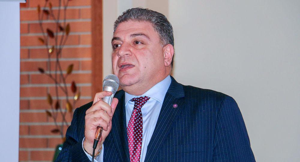 Ermənistan XİN-in Baş katibi istefaya göndərildi