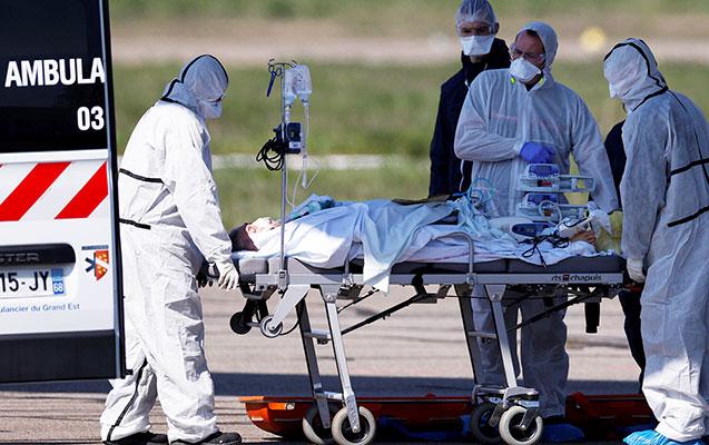 Daha bir ölkədə pandemiyanın dördüncü dalğası elan edildi