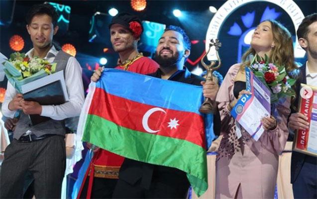 """Azərbaycan """"Slavyanski bazar""""da üçüncü yeri tutdu"""