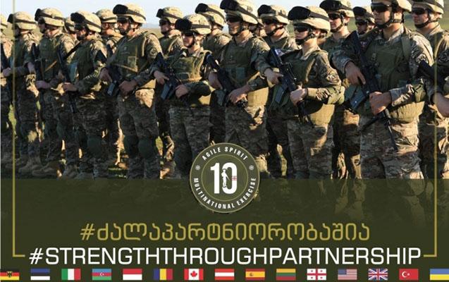 Azərbaycan NATO-nun hərbi təlimlərində iştirak edəcək
