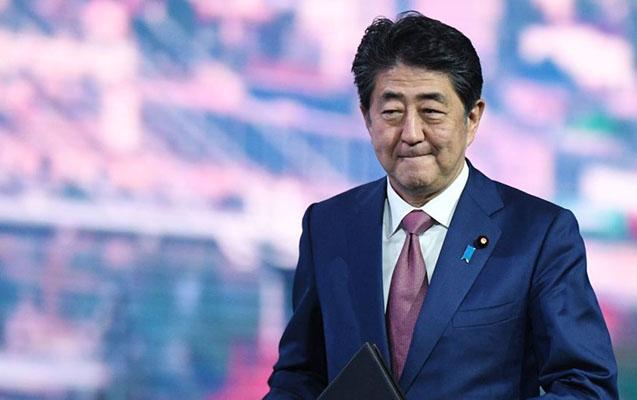 Şinzo Abe Olimpiadanın açılışında iştirakdan imtina etdi