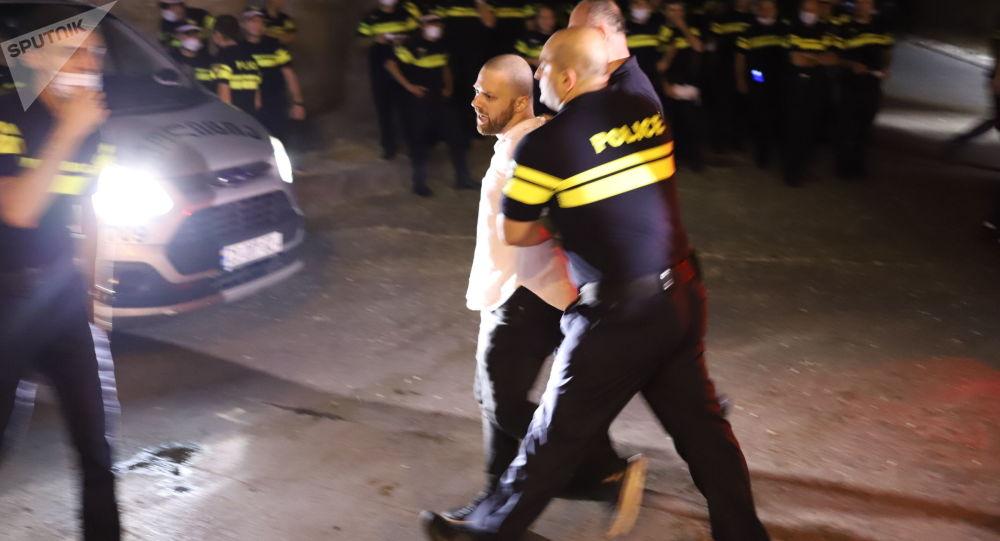 Gürcüstanda jurnalistin ölümü ilə bağlı daha bir nəfər saxlanıldı