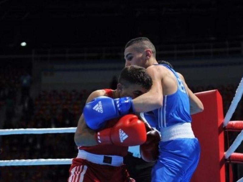 Boksçumuz da Olimpiadada mübarizəni dayandırdı