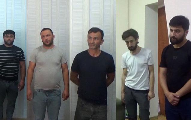 """Polis bir neçə şəhər və rayonda """"patı"""" əməliyyatı keçirdi"""