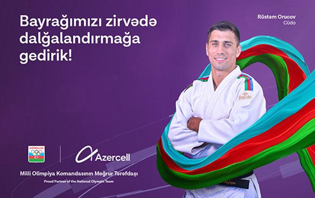 """""""Azercell"""" Milli Olimpiya Komandasına uğurlar arzulayır"""