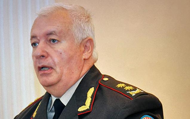 General-leytenant Etibar Mirzəyev hadisə yerində