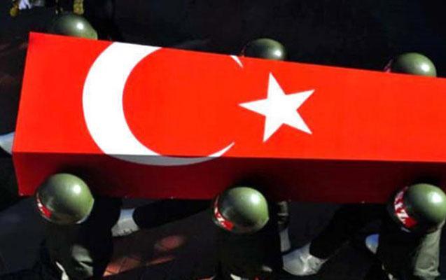 Türkiyə ordusunun iki hərbçisi şəhid oldu