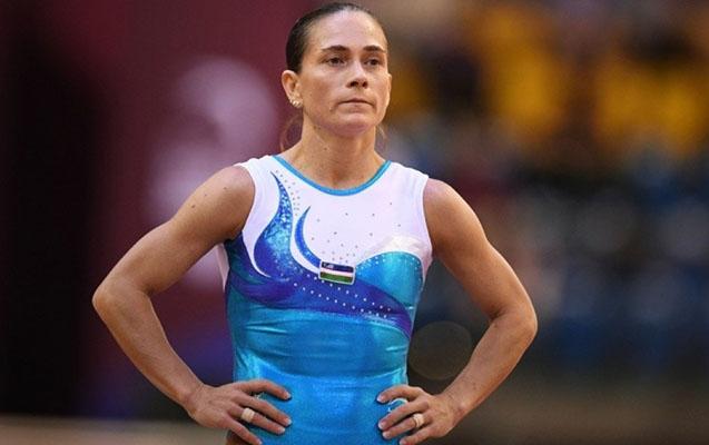 Olimpiya rekordçusu olan gimnast karyerasını bitirdi