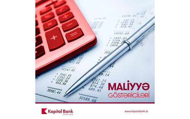 Kapital Bank ilin ikinci rübünün nəticələrini elan etdi