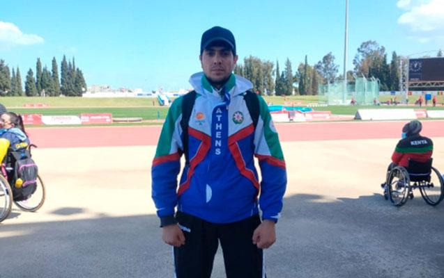 Azərbaycan Paralimpiya Oyunlarına daha bir lisenziya qazandı