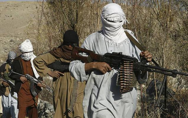 """""""Taliban""""ın bir neçə komandiri həbs edildi"""