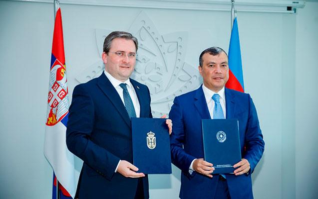 Azərbaycan və Serbiya Hökumətlərarası Komissiyanın 6-cı iclası keçirildi