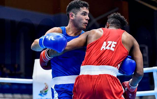 Boksçumuz Olimpiya oyunlarında 1/4 finala vəsiqə qazandı