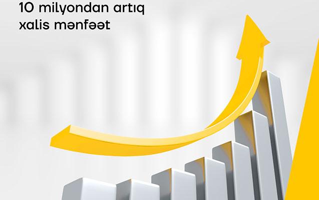 Yelo Bank-dan 10 milyondan artıq mənfəət