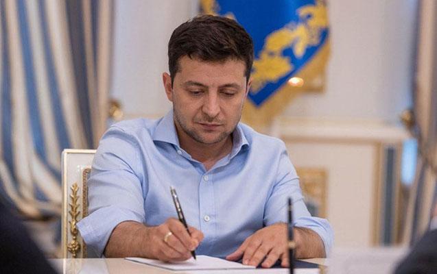 Zelenski Baş Qərargah rəisini dəyişdi
