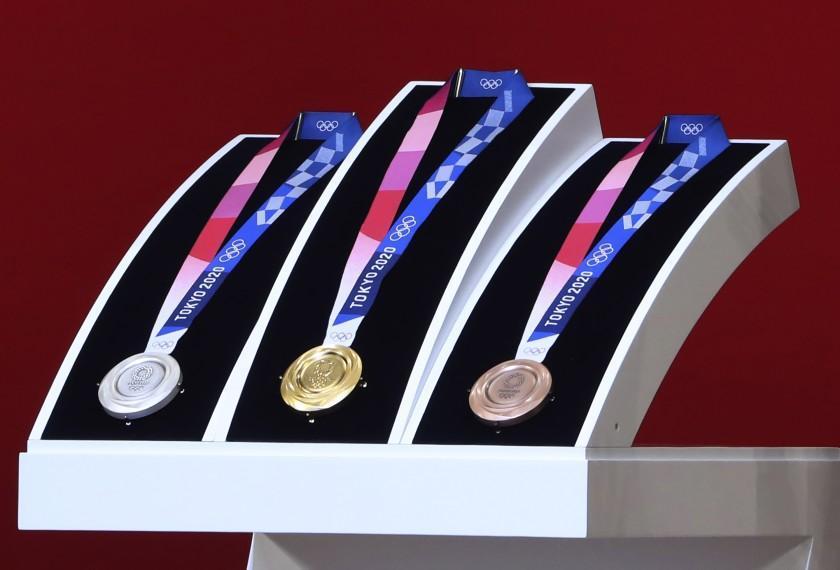 Medal sıralamasında lider dəyişmədi - Tokio-2020