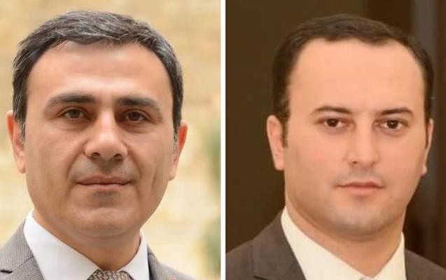 UNEC-ə yeni prorektorlar təyin olundu