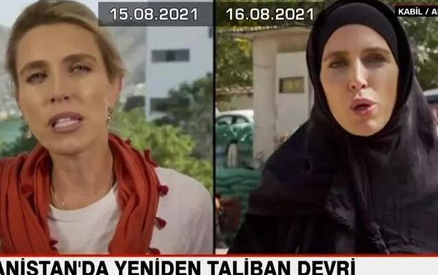 """""""Taliban""""dan əvvəl və sonra... - Video"""