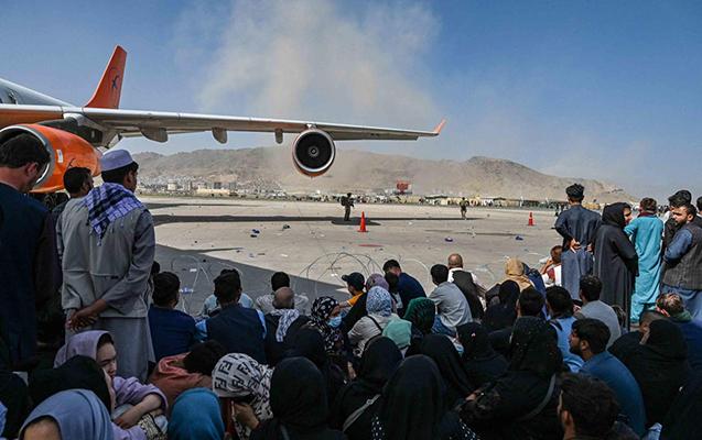 Kabil aeroportundakı izdihamda 40 nəfər ölüb