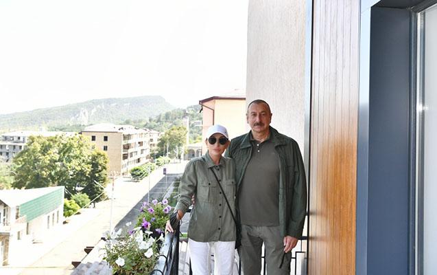 """Şuşada """"Qarabağ"""" hoteli açıldı"""