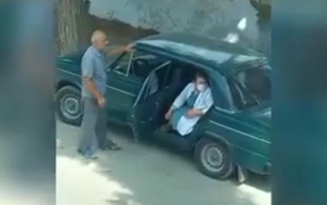 Neftçalada vətəndaşlar məcburi peyvəndlənir? - Video