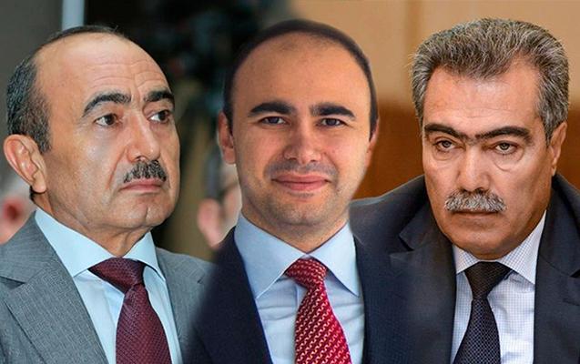 Əli Həsənovun oğlu Vüqar Səfərli ilə iş birliyindən 1 milyona yaxın pul mənimsəyib