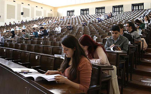 Türkiyədə universitetlər də açılır
