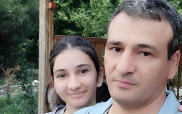 Polad Həşimovun qızı Tibb Universitetinə qəbul oldu