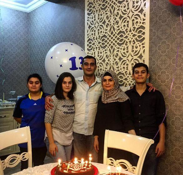 Alim Qasımovun kürəkəni 9 il azadlıqdan məhrum edildi