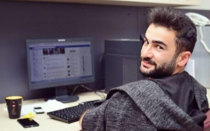 Mahir Xəttab Ramiz Göyüşovdan 2 min alarkən saxlanılıb