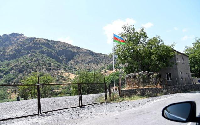 Azərbaycan polisi İranın yük maşınlarını yoxlamağa başladı