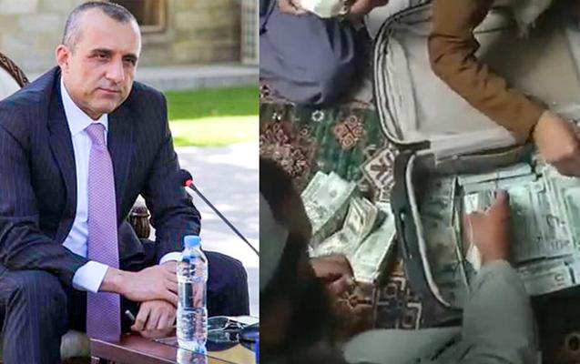 """""""Taliban"""" onun evindən 6,5 milyon dollar tapdı - Video"""