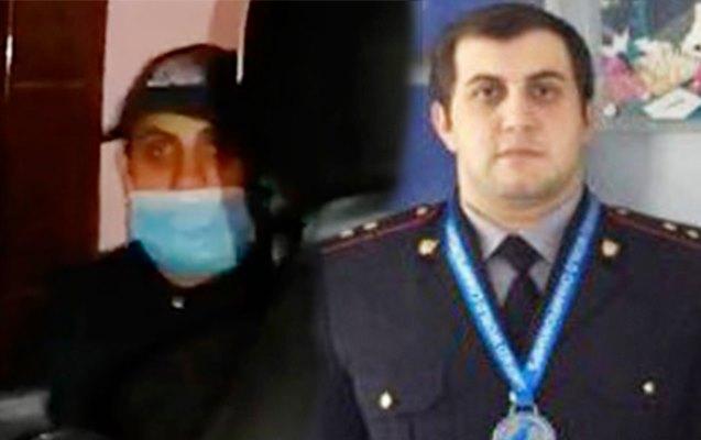 Şəhriyar Hüseynov polis sistemindən çıxarıldı