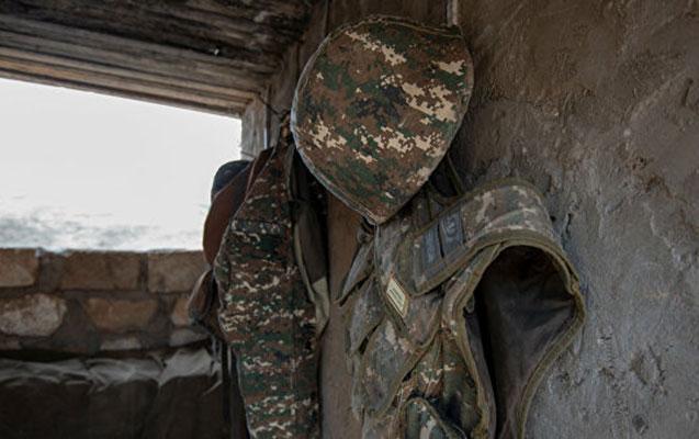 Erməni hərbçini öldürən əsgər yoldaşı saxlanıldı