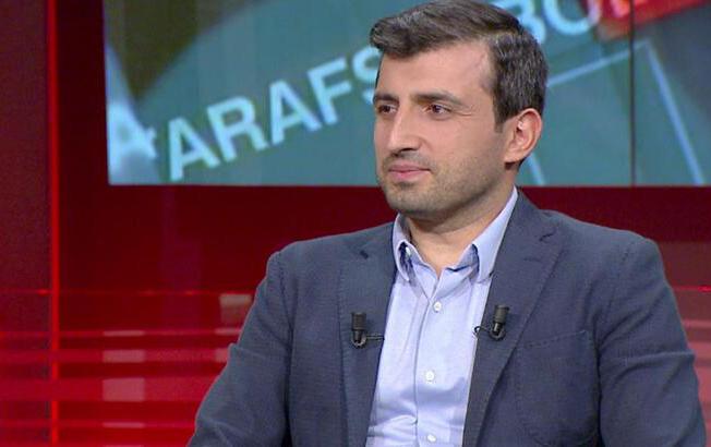 """""""Qarabağda uğura vasitəçi olmaq şərəfdir"""" - Selçuk Bayraktar"""